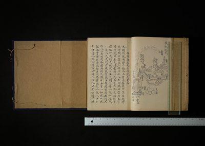 Xiaoze Xie, A Summary of Military Art, 2018, Archival inkjet print, 21h x 30 1/4w in