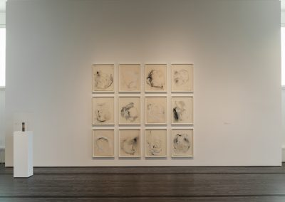 Joseph Havel,  How To Draw A Circle, Menil Drawing Collection