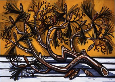 David Bates, Pine Branch II, 2003