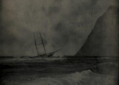 Ted Kincaid, Shipwreck 712