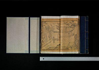 Xiaoze Xie, The Golden Lotus, 2018, Archival inkjet print, 21h x 30 1/4w in