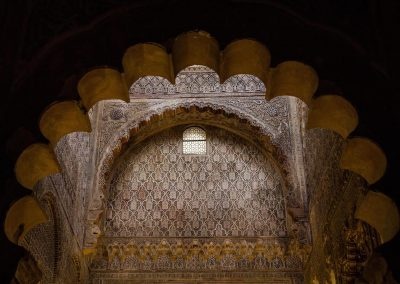 Rima Canaan Lee, The Mosque-Cathedral, Cordoba 3