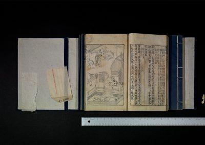 Xiaoze Xie, The Peony Pavilion, 2018, Archival inkjet print, 21h x 30 1/4w in