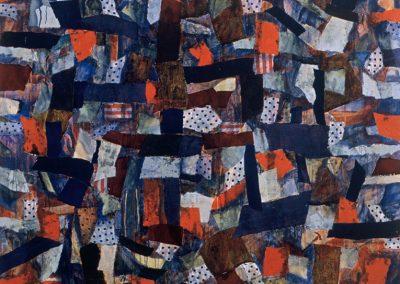 Joseph Glasco, Untitled 1989 GE #40