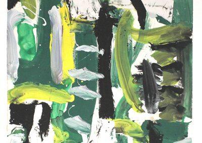 Joseph Glasco, Untitled 1992 (GE153)