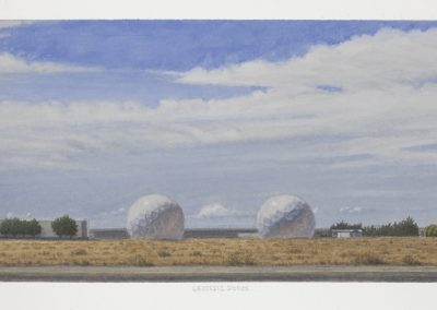 Julie Bozzi, Geodesic Domes