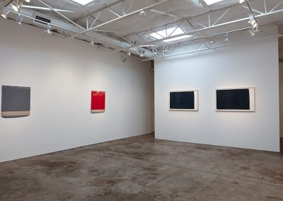 Analia Saban, Installation view, 2019, Talley Dunn Gallery