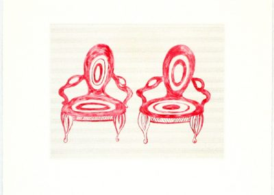 Bourgeois, Two Friends, 2005