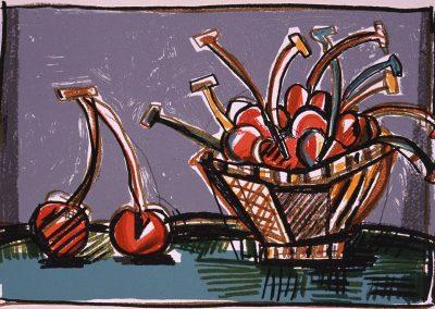 Bowl of Cherries, 2001