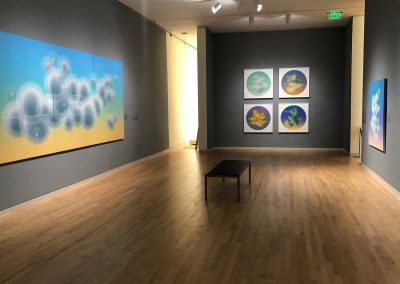 Ted Kincaid, Installation view, Even If I Lose Everything, 2018-2019, Georgia Museum of Art