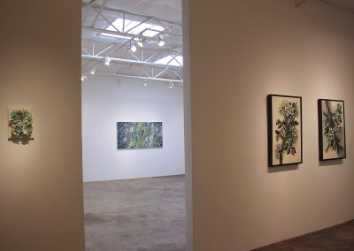 Installation view, This is Now, 2017, Talley Dunn Gallery