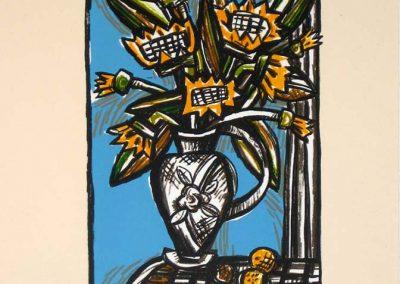 Sunflowers II, 2001