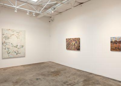 Tony Berlant, Installation view, Tony Berlant, 2018, Talley Dunn Gallery