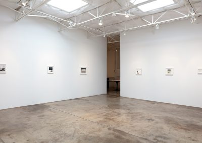 Matthew Sontheimer, Installation view, Traveling Without Moving, 2019, Talley Dunn Gallery