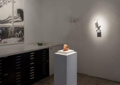 Erick Swenson, Installation view, Erick Swenson, 2017, Talley Dunn Gallery