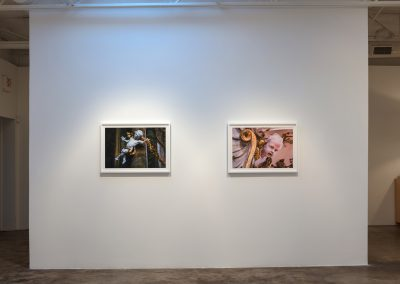 Rima Canaan Lee, Installation view, Rococo on the Edge, 2017, Talley Dunn Gallery