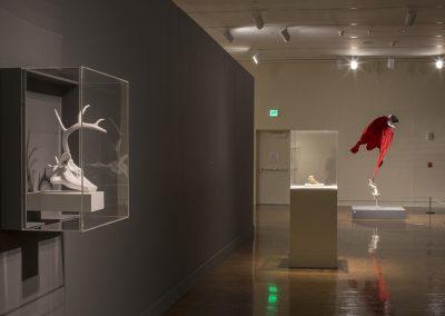 Erick Swenson, Installation view, Abstruction: The Sculpture of Erick Swenson, 2018, Honolulu Museum of Art
