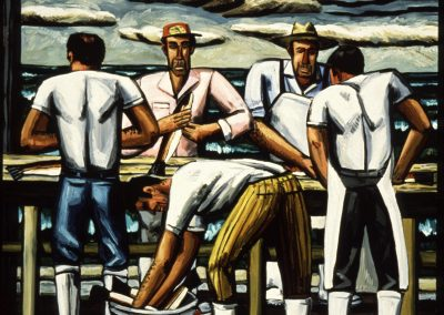 David Bates, The Cleaning Table