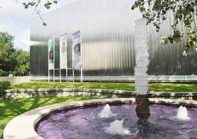 Joseph Havel, Installation view, Art on the Lawn, 2013-2015, Contemporary Arts Museum Houston