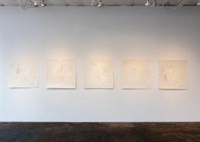 Joseph Havel, Installation view, SPILL, 2016, Talley Dunn Gallery