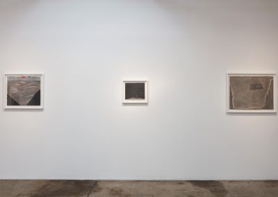 Robyn O'Neil, Installation view, Castle Elementary, 2017, Talley Dunn Gallery
