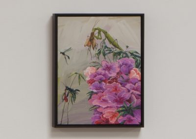 Melissa Miller, Little Death Mantis