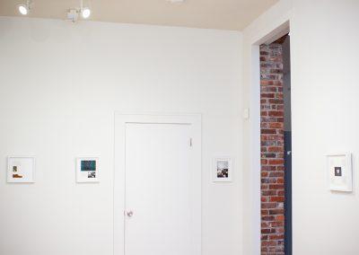 Matthew Sontheimer, Installation view, Adaptation, 2019, LUX Center for the Arts