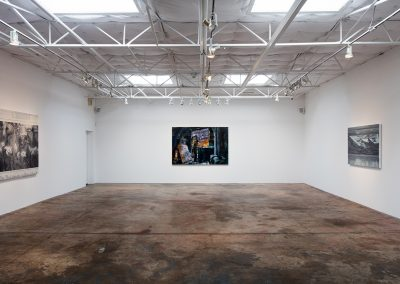 Xiaoze Xie, Installation view, Excerpts, 2015, Talley Dunn Gallery