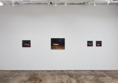 Sarah Williams, Installation view, Area Codes, 2016, Talley Dunn Gallery