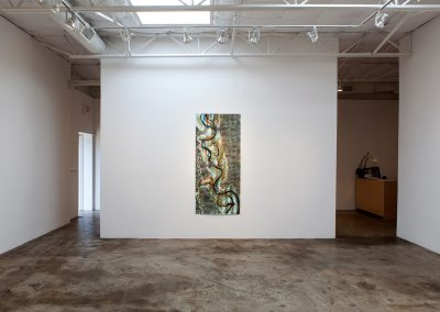 Liz Ward, Installation view, Ghosts of the Old Mississippi, 2015, Talley Dunn Gallery