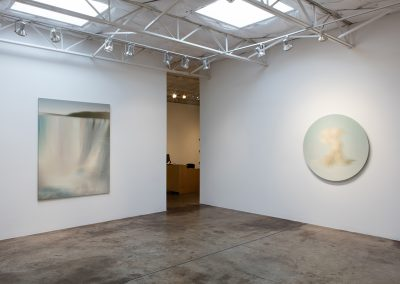 Ted Kincaid, Installation view, Monday's Romance is Tuesday's Sad Affair, 2015, Talley Dunn Gallery