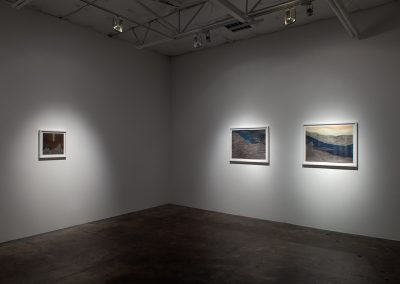 Robyn O'Neil, Installation view, We Spoke Mirage, 2014, Talley Dunn Gallery