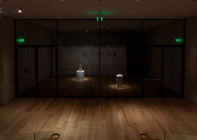 Erick Swenson, Installation view, Sightings: Erick Swenson, 2012, Nasher Sculpture Center