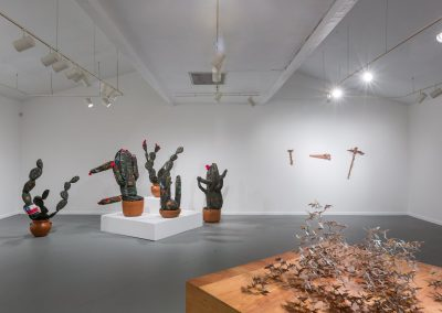 Margarita Cabrera, Installation View, What Art Can Do, Art League Houston, 2019