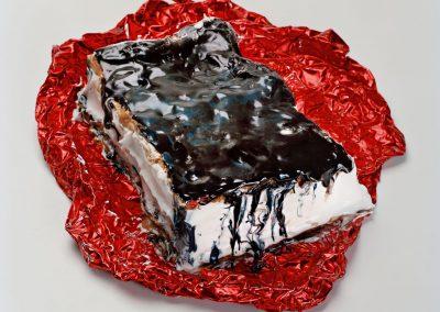 Sharon Core,  Ice Cream Sandwich, 2018,  Archival pigment print,  74h x 60w in