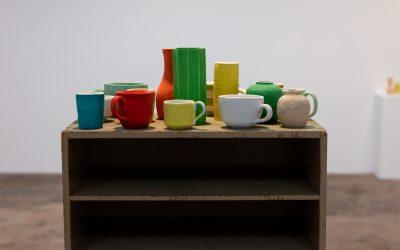 Francesca Fuchs: Painting and Mugs | Virtual Tour