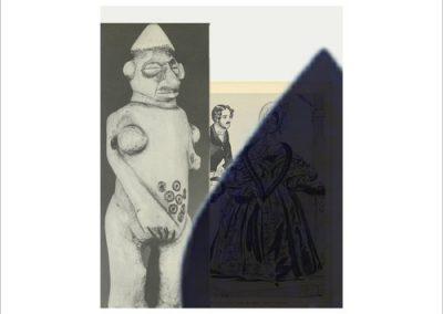 Fred Wilson, Queen of Spades Portfolio: Fantom, 2016, Pigment print on Hot Press, 32 x 24 1/2 inches