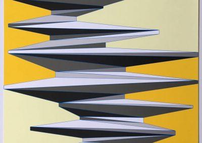 Aaron Parazette, Fall Cloud, 2018, Archival inkjet print, 40h x 32w in
