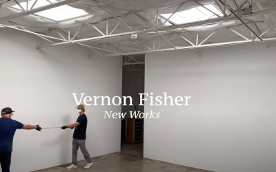 Vernon Fisher: New Works