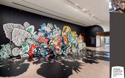 Texas Talks Art: Natasha Bowdoin in Conversation with Shirley Reece-Hughes of the Amon Carter Museum