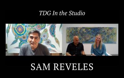 In the Studio with Sam Reveles